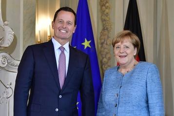 Démission de l'ambassadeur des États-Unis à Berlin)