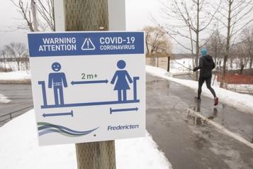 Deux nouveaux cas de COVID-19 au Nouveau-Brunswick)