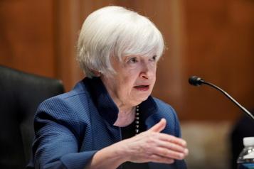 Fiscalité mondiale Washington appelle le G7 à mettre en œuvre rapidement la réforme)