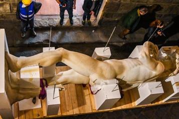 Exposition universelle de Dubaï L'Italie enverra un jumeau 3D du David de Michel-Ange)