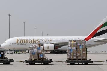 Emirates autorisée à reprendre des vols limités lundi