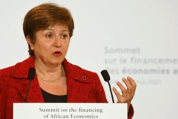 Une enquête met en cause la directrice du FMI, accusée de pressions pour ménager la Chine)