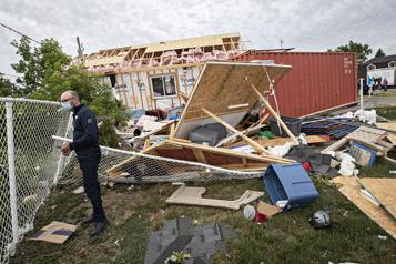 Assurances Les dommages causés par des tornades généralement couverts)