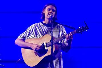 Thierry Larose remporte le Prix de la chanson SOCAN)
