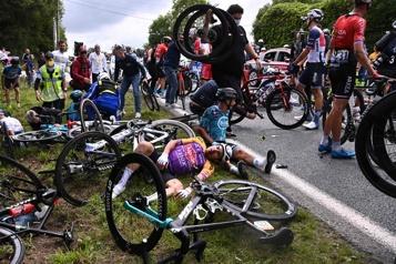 Tour de France Peine symbolique requise contre la spectatrice imprudente