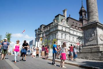 Le Canada a tout pour profiter dutourisme