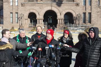 Les enseignants francophones de l'Ontario en grève dès jeudi