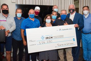 116 000$ pour l'IRCM)
