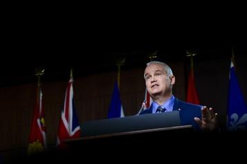 Budget fédéral O'Toole réclame des mesures de soutien pour les secteurs durement touchés )
