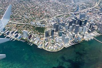 Avec ses «iguanacornes», Miami se voit en nouvelle Silicon Valley
