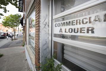 Commerces: Montréal exclut tout nouveau report de taxesfoncières)