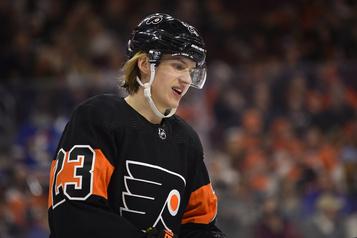 Flyers: Oskar Lindblom a complété ses traitements contre le cancer)