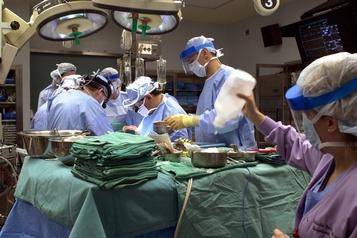 Baisse importante du don d'organes depuis la pandémie)