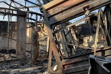 Raid iranien du 8janvier: 34 soldats américains victimes de commotions
