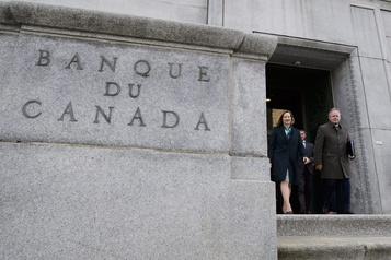 La Banque du Canada laisse son taux directeur à 1,75%