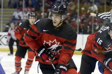 Joseph Veleno rejoint le camp de sélection du Canada