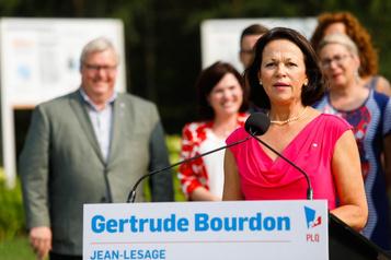 Gertrude Bourdon à nouveau candidate libérale