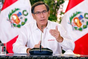 Sorties alternées des hommes et des femmes pour lutter contre le virus au Pérou