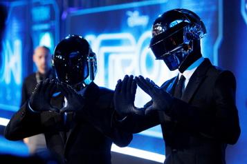 Daft Punk en cinq beats )