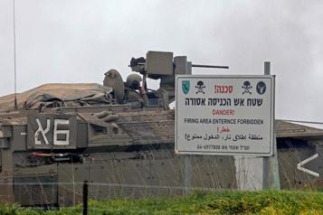 Syrie: 57 combattants tués dans des frappes imputées à Israël)