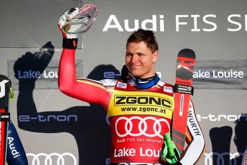 Thomas Dressen triomphe à Lake Louise