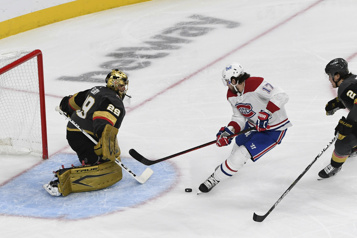 3e période Canadien 3 - Golden Knights 1)