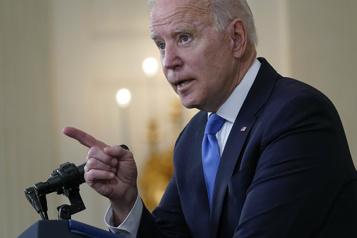 Mainmise de Donald Trump Pour Joe Biden, le Parti républicain traverse une «mini-révolution»)