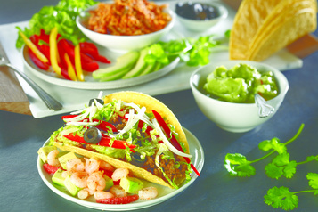 Tacos olés d'Alexandra Leduc)