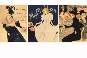 Le Musée des beaux-arts de Montréal reçoit trois affiches de Toulouse-Lautrec)