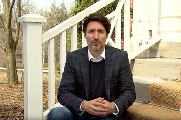 COVID-19: Justin Trudeau répond aux questions des enfants