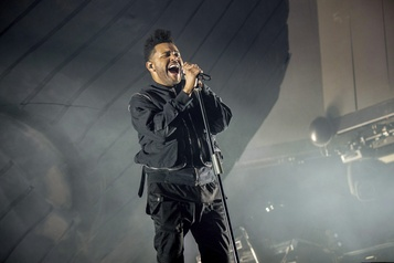 The Weeknd au Centre Bell cet été