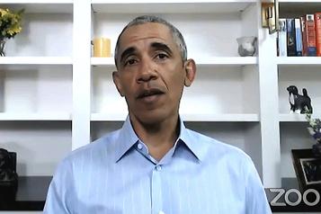 La jeunesse américaine donne de l'espoir à Barack Obama)