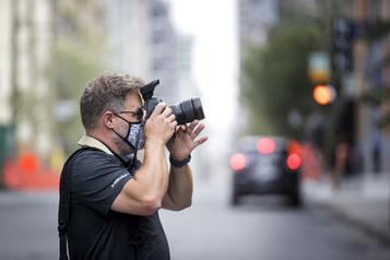 Rencontre numérique Le photojournalisme au temps de la COVID-19  )