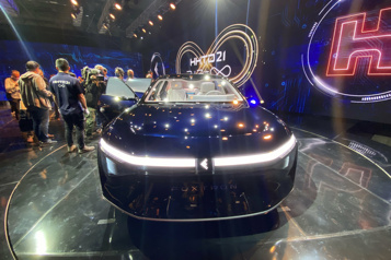 Fournisseur d'Apple Foxconn dévoile ses véhicules électriques