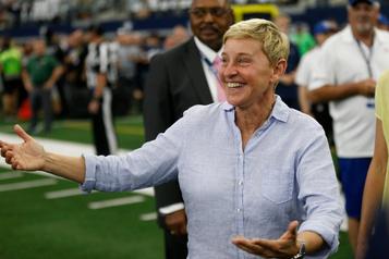 Ellen DeGeneres défend son amitié avec George W. Bush