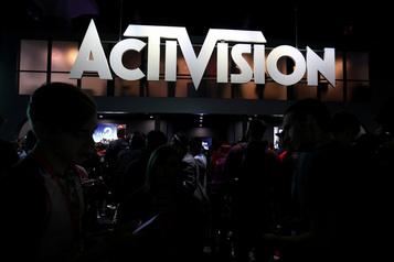 Solides résultats pour Activision Blizzard)