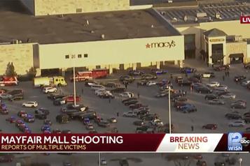 Huit personnes blessées dans une fusillade près de Milwaukee, le tireur recherché)