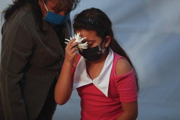 COVID-19: le Mexique devient le 5epays le plus endeuillé)