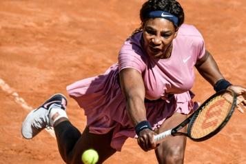 Première victoire de Serena Williams en plus de trois mois)