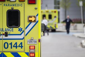 Accident de cyclomoteur mortel à Québec)