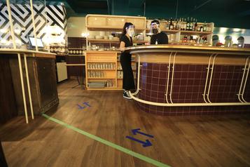 Salles à manger Un endroit sécuritaire pour une socialisation encadrée)