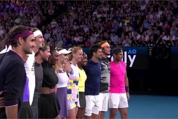 Federer et Nadal font un don de 220 000$ pour les victimes des incendies en Australie