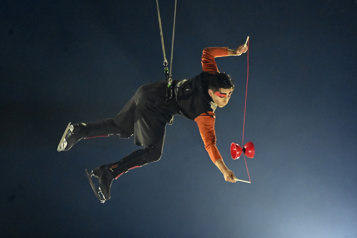 Québec consacre près de 12millions à la relance des arts du cirque)