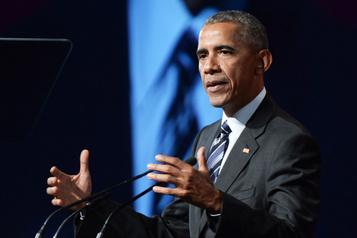 Barack Obama revient à Montréal pourparler d'intelligence artificielle