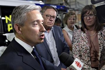 Tramway de Québec: le financement obtient la bénédiction d'Ottawa