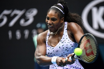 Tournoi de Lexington : Serena Williams s'impose pour son retour)
