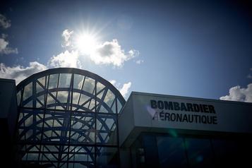 L'investisseur avisé Bombardier au plancher)