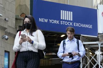 Wall Street Le Dow Jones enregistre sa pire semaine depuis octobre)