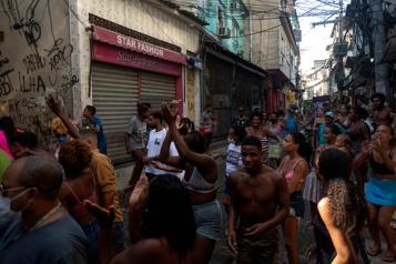 Brésil Une opération antidrogue dans une favela fait 25morts)