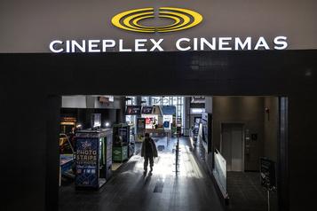 Entente avec les employés à l'accueil pour Cineplex)